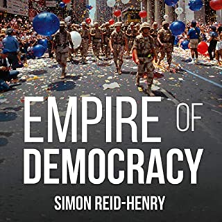 Empire of Democracy audiobook cover art
