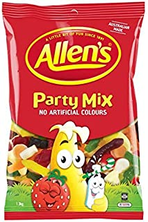 ALLEN'S Party Mix Bulk Bag Lollies, 1.3kg