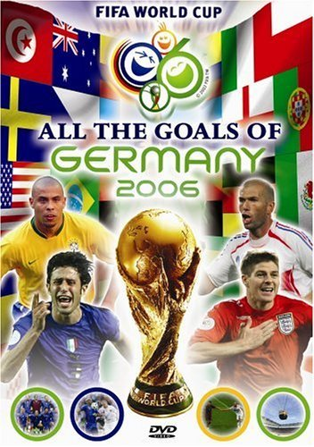 All The Goals Of The 2006 World Cup [Reino Unido] [DVD]