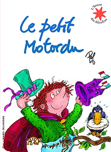 Le petit Motordu - L'heure des histoires - De 4 à 8 ans