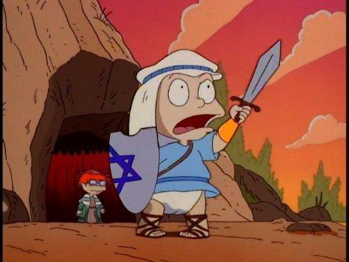Rugrats Chanukah