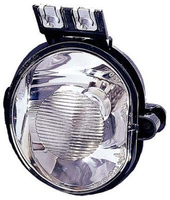Depo Dodge Ram Replacement Fog Light Assembly