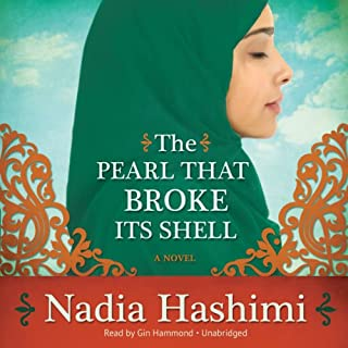 The Pearl That Broke Its Shell audiobook cover art