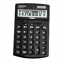 オーロラジャパン:電卓 卓上タイプ(中型) DT206TXW