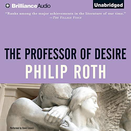 『The Professor of Desire』のカバーアート