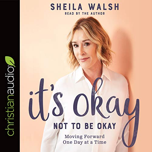 It's Okay Not to Be Okay audiobook cover art