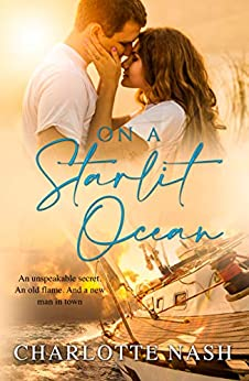 On A Starlit Ocean by [Charlotte Nash]