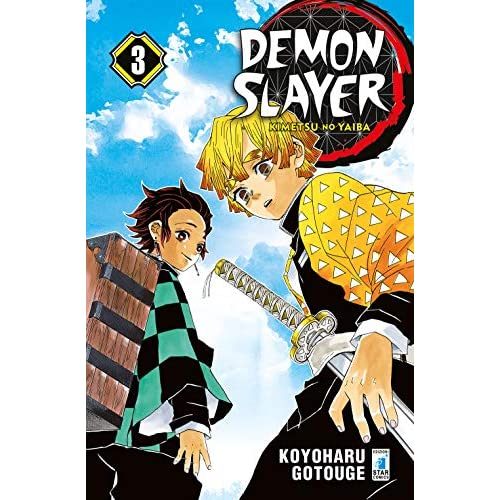 Demon slayer. Kimetsu no yaiba: 3