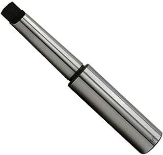 Morse Taper Extension Socket MT2 Inside to MT2 Outside Drill Sleeve 30mm Diameter x 175mm Length