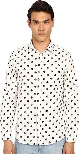 Love Moschino Hemd weiß/schwarz L
