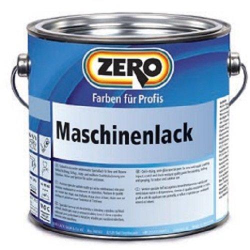 ZERO Maschinenlack weiß 750 ml