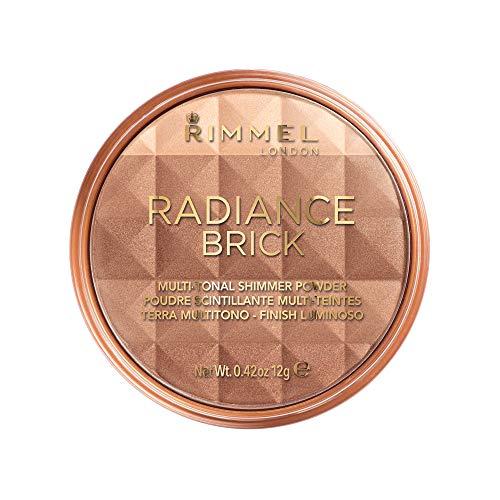 Rimmel Number 001 Radiance Brick - Polvos