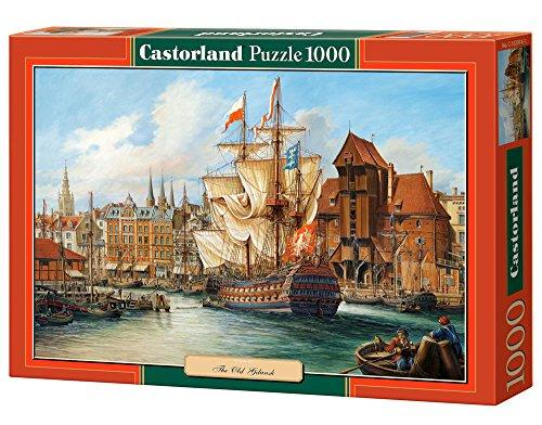 Castorland C-102914-2 Puzzle, bunt