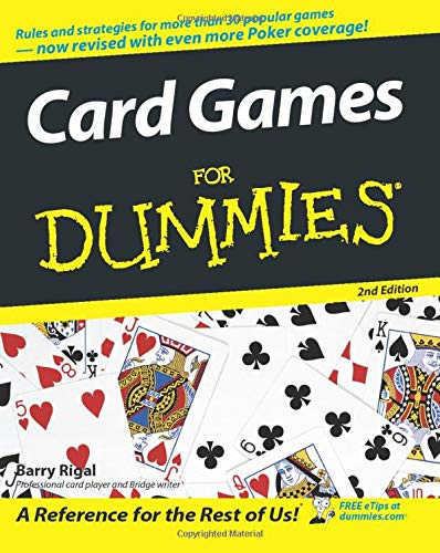 Compare Textbook Prices for Card Games For Dummies 2 Edition ISBN 8601300478913 by Rigal, Barry,Sharif, Omar