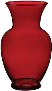 Best red flower vase Reviews