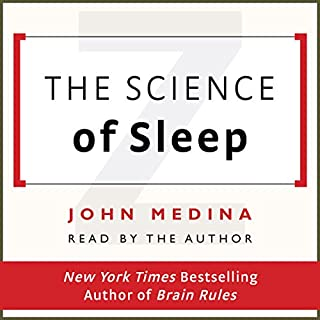 The Science of Sleep audiobook cover art