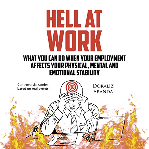Hell at Work audiobook cover art