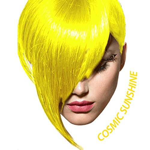 Arctic Fox Semi Permanent Hair Color Dye 4 Ounce (Cosmic Sunshine) by Arctic Fox