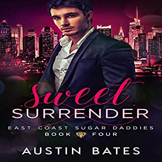 Sweet Surrender  audiobook cover art
