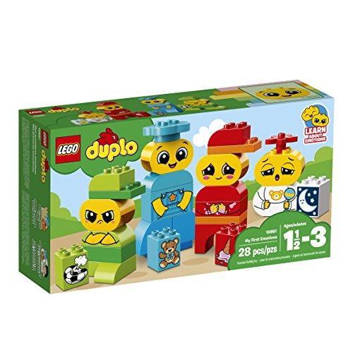 LEGO Duplo 10861 - Meine ersten Emotionen, Gefühle erklären, Große Steine
