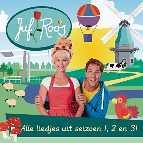 Juf Roos - Alle Liedjes Uit Seizoen 1, 2
