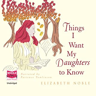 Things I Want My Daughters to Know cover art