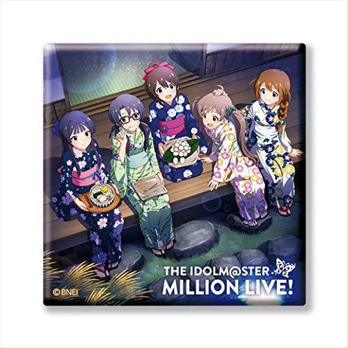 【M@STER SPARKLE 03】 アイドルマスター ミリオンライブ! トレーディングCDジャケット缶バッジ