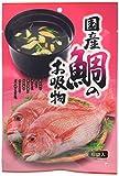 みなり 国産鯛のお吸物 6P 20.4g