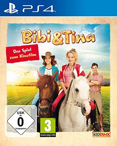 Bibi & Tina - Das Spiel zum Kinofilm - PS4 [PlayStation 4]