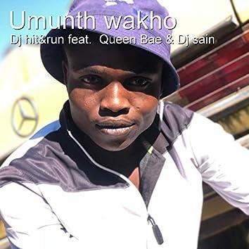 Umunth Wakho (feat. Dj Sain, Queen Bae)