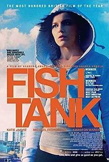 Fish Tank Poster B 27x40 Michael Fassbender Harry Treadaway Kierston Wareing