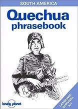 Lonely Planet Quechua Phrasebook (Lonely Planet Phrasebook: India)