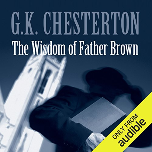 The Wisdom of Father Brown audiobook cover art