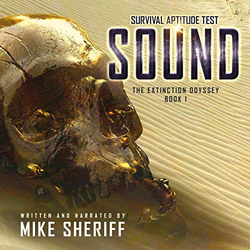 Survival Aptitude Test: Sound audiobook cover art