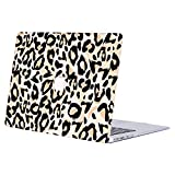 Hard Case Compatible with MacBook Air 11 inch,AJYX Ultra Thin Plastic Hard Case Protective Shell Cover for MacBook Air 11 inch Model A1370/A1465,R836 Leopard 3