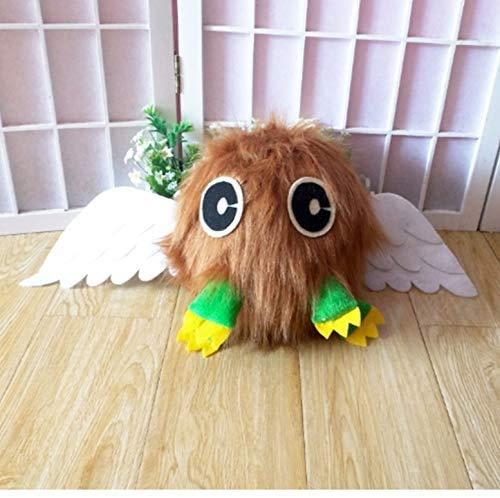lili-nice Plüschtiere Kuriboh Plüschpuppe Figur Stofftier Anime Yugi MUTO Monsterkarte Spielzeug Yu Gi Oh Aibo Cosplay Requisiten 35Cm Plüschkissen