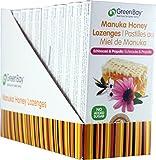 Green Bay Harvest Echinacea & Propolis Manuka Honey Lozenges (12 Packets x 22g)
