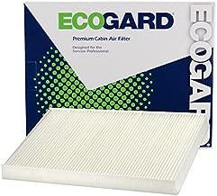 ECOGARD XC45383 Premium Cabin Air Filter Fits Volkswagen Beetle 1998-2010, Jetta 1993-2005, Passat 2002-2005, Golf 1993-2006, Jetta DIESEL 1997-2005, Beetle DIESEL 1998-2006, Golf DIESEL 1999-2006