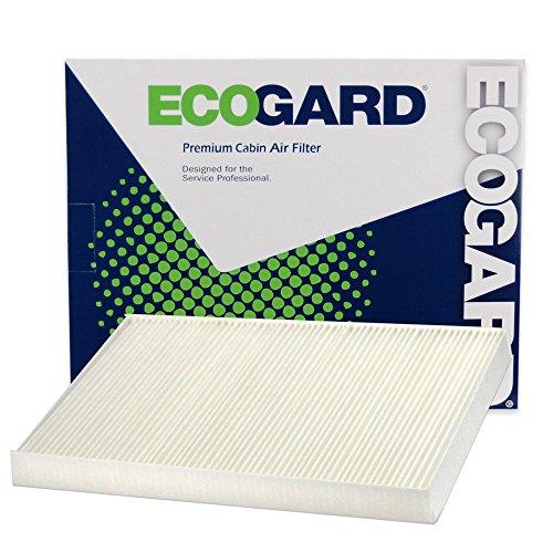 ECOGARD XC45383 Premium Cabin Air Filter Fits Audi TT Quattro 2000-2006, TT 2000-2006   Volkswagen Jetta 1993-2005, Beetle 1998-2010, Passat 2002-2005, Golf 1993-2006, Jetta DIESEL 1997-2005