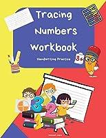 Tracing Numbers: Number Tracing Book for Preschoolers and Kids Ages 3-5, Workbook for Pre K, Activity book for kids ages 3_6, Homeschool, Daycare, Math Activity Book, Fine Motor SkillsTracing Activity Book for Preschool-Kindergarten