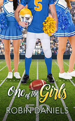 Book Cover for One of the Girls