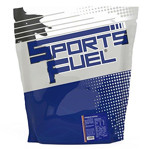 Sports Fuel Proteine Premium / Siero Latte Polvere Agitare - Biscotti e Crema, 1kg