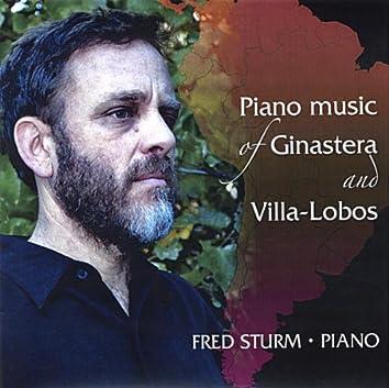 Piano Music of Ginastera and Villa-lobos