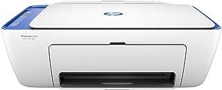 HP 惠普 DeskJet 多功能打印机(打印,扫描,复印,WLAN,Airprint,Instant Ink Ready)白色 / 蓝色 Blau, Wei?