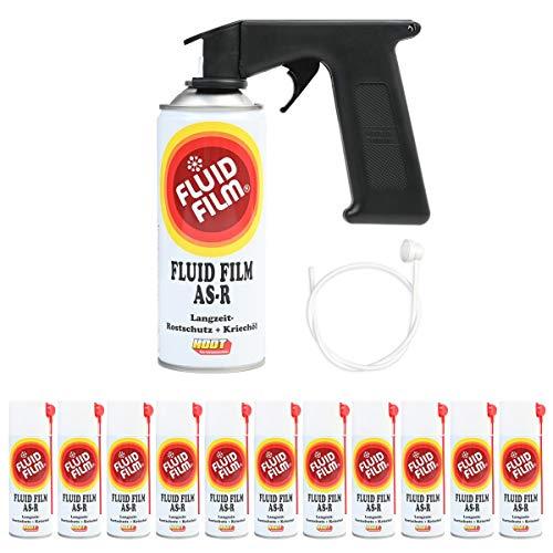 Fluid Film AS-R 12x Sprühdose 400ml plus Spraymaster