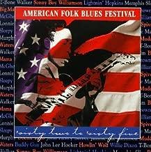 American Folk Blues Festival, 1962-1965
