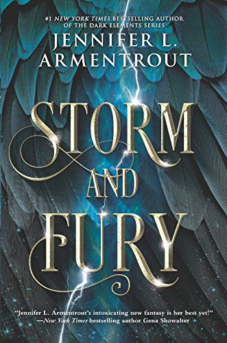 Amazon.com: Storm and Fury (The Harbinger Series Book 1) eBook ...