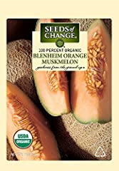ORGANIC FRUIT SEEDS: These organic muskmelon seeds flourish in short planting seasons & grow into a juicy, sweet melon. Water these organic seeds in your garden row & bring your kitchen to life. FRUIT GARDEN: Hone your green thumb for these beautiful...