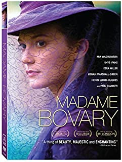 Madame Bovary by Mia Wasikowska
