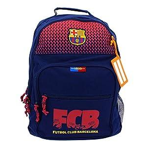 51NFQyxzIyL. SS300  - Safta Mochila F.C. Barcelona Corporativa Oficial Mochila Escolar, 320x160x420mm